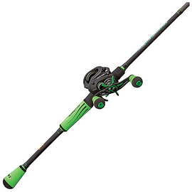 Lew's Mach II Speed Spool SLP Rod Reel Combo