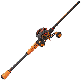 Lew's Mach Crush Speed Spool SLP Rod Reel Combo