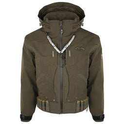 Drake Waterfowl Guardian Elite Flooded Timber Insulated Jacket