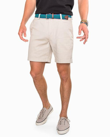 SOUTHERN TIDE MEN'S CHANNEL MARKER 7 INCH SHORTS