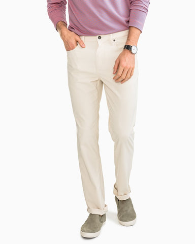 SOUTHERN TIDE MEN'S INTERCOASTAL PERFORMANCE PANTS