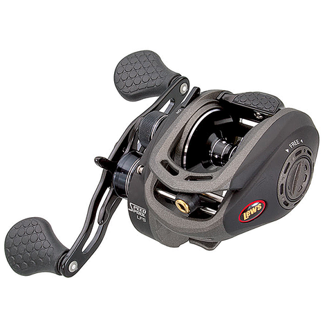 Lew's Super Duty G Speed Spool LFS Casting Reel