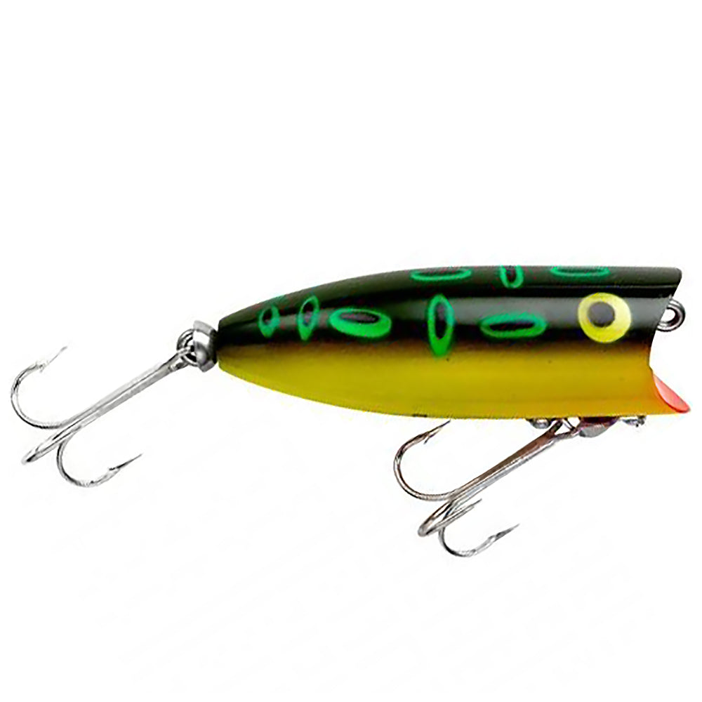 Heddon Baby Lucky 13 Topwater Lure