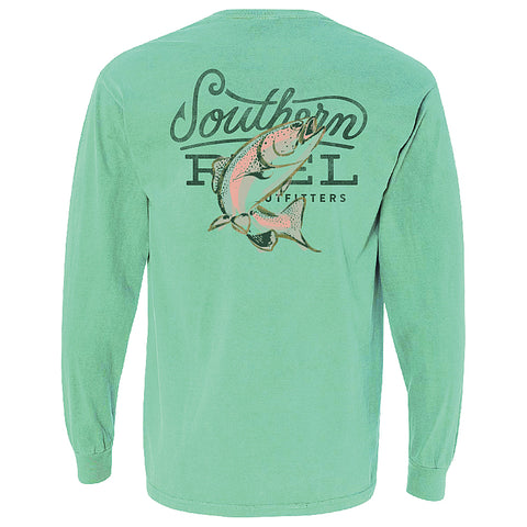 Southern Reel Outfitters Trout Long Sleeve T-Shirt