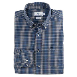 Southern Tide Oak Newton Plaid LS Shirt