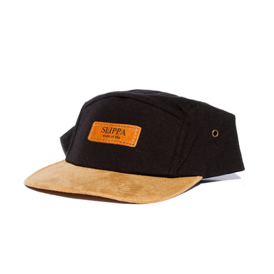Specialty 5 Panel Cap (Black)