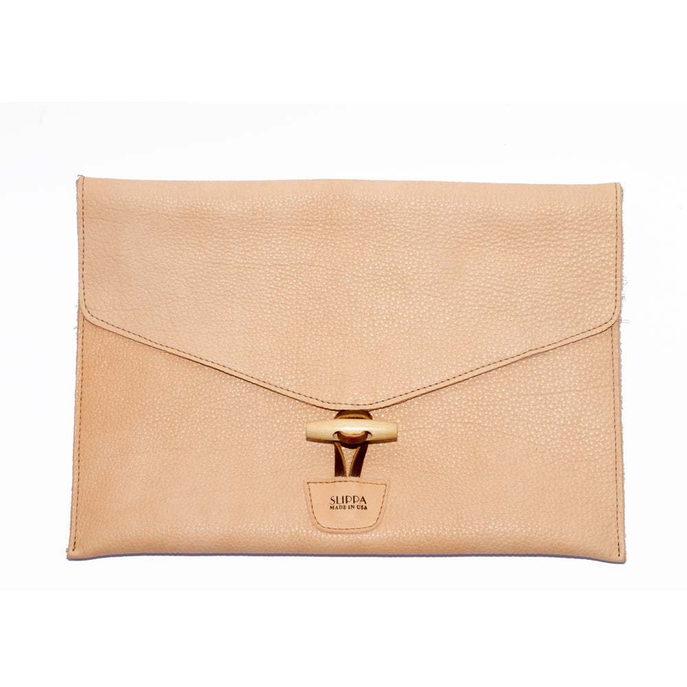 Laptop Sleeve (Bison Leather)