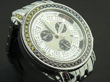 Joe Rodeo Tyler Men's Watch With Color Diamonds