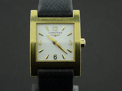 Men's Vintage Longines Dolce Vita (Sweet Life) 18K Gold Watch
