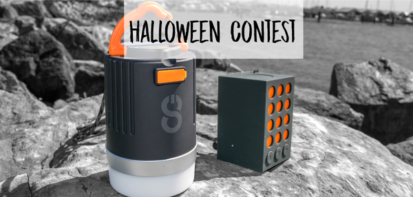 Halloween Contest — Treats for you!