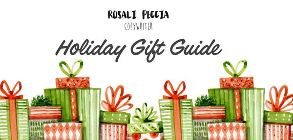Rosali Peccia — 8 Tech Gifts For The 8 Types of People In Your Life
