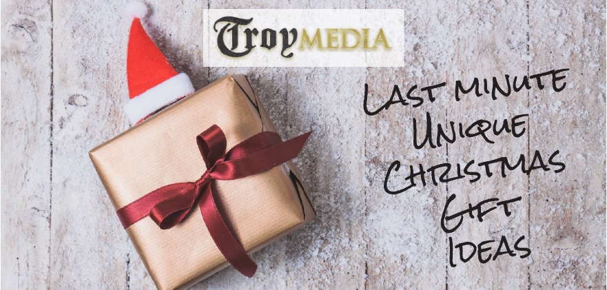 Troy Media — Last Minute Unique Christmas Gift Ideas