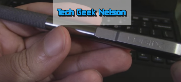 TECH GEEK NELSON — Piston Disc from LOGiiX [REVIEW]