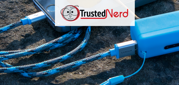 TRUSTED NERD — THE BEST IPHONE CHARGING CABLE EVER