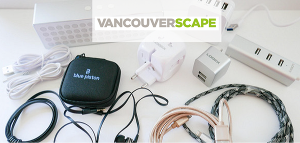 VANCOUVERSCAPE — 2015 LOGIIX HOLIDAY GUIDE: GIFTS FOR GEEKS