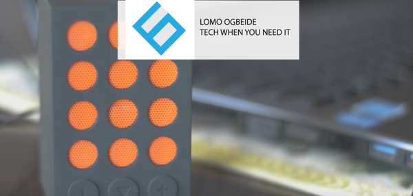 LOMO OGBEIDE — Two Awesome Bluetooth Speakers Under $50!