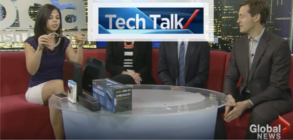 GLOBALTV TECH TALK — Improved Connectivity!