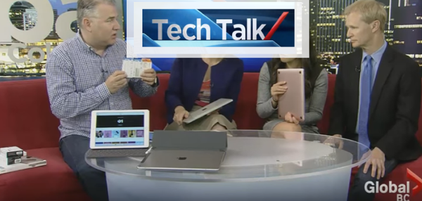GLOBALTV Tech Talk — Dads and grads gift guide!