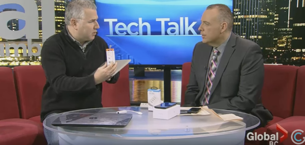 GlobalTV Tech Talk — Star Wars Laptop and more!