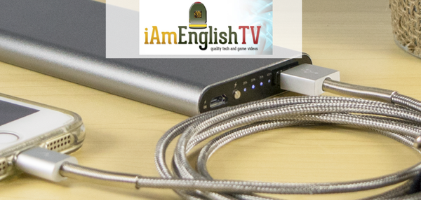 iAm English-TV — Premium Cable Management Solutions By Logiix