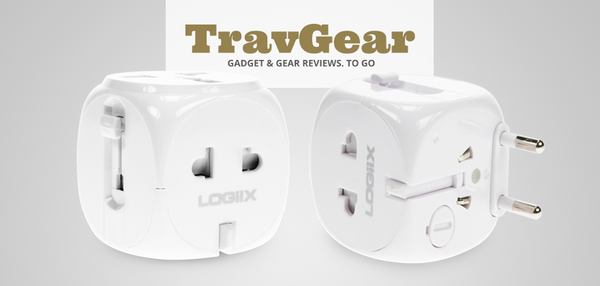 TravGear — LOGiiX World Traveler Universal Plug Adapter