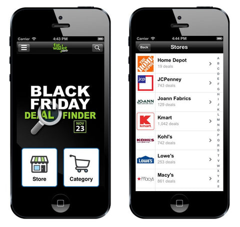 Black Friday Finder