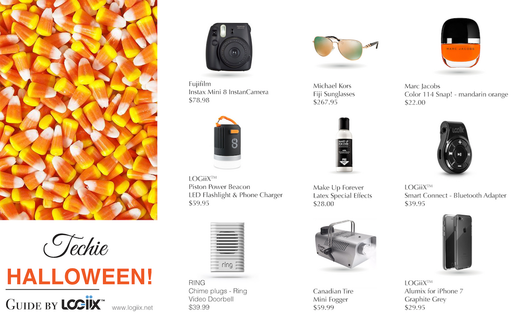 Techie Halloween Guide by LOGiiX™