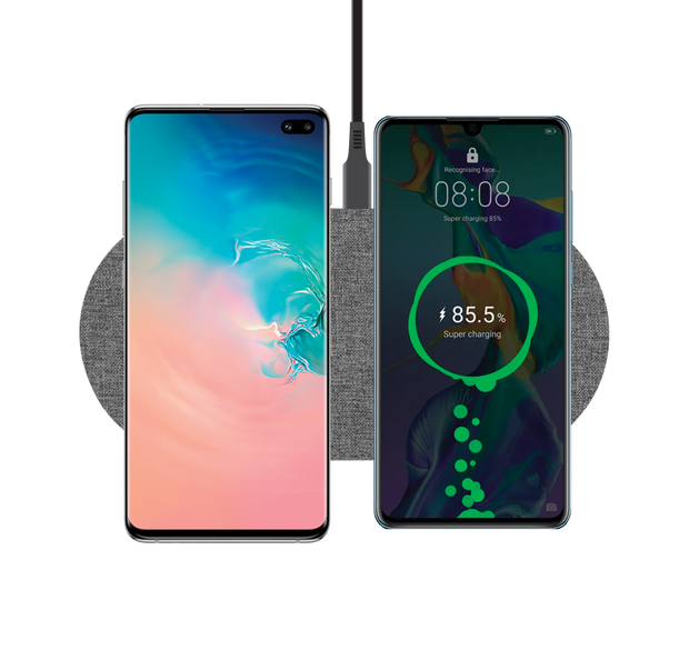 Wireless Qi Canvas Duo