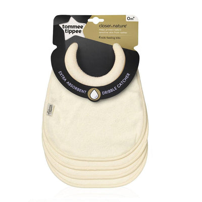 Tommee Tippee Comfi Neck Bib, Pack of 2