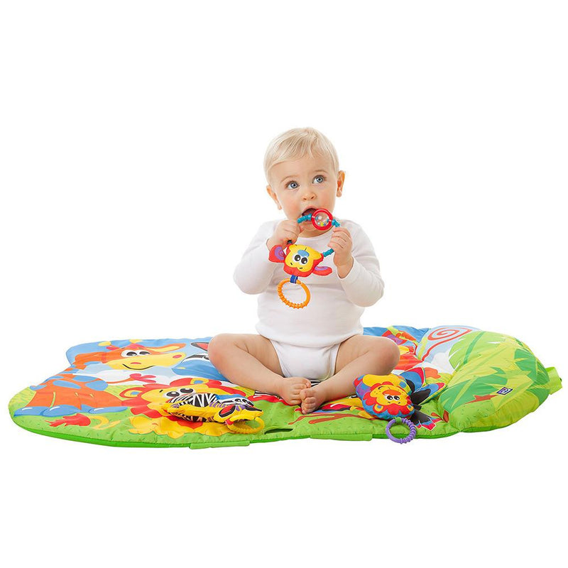 Playgro 5 in 1 Safari Gym