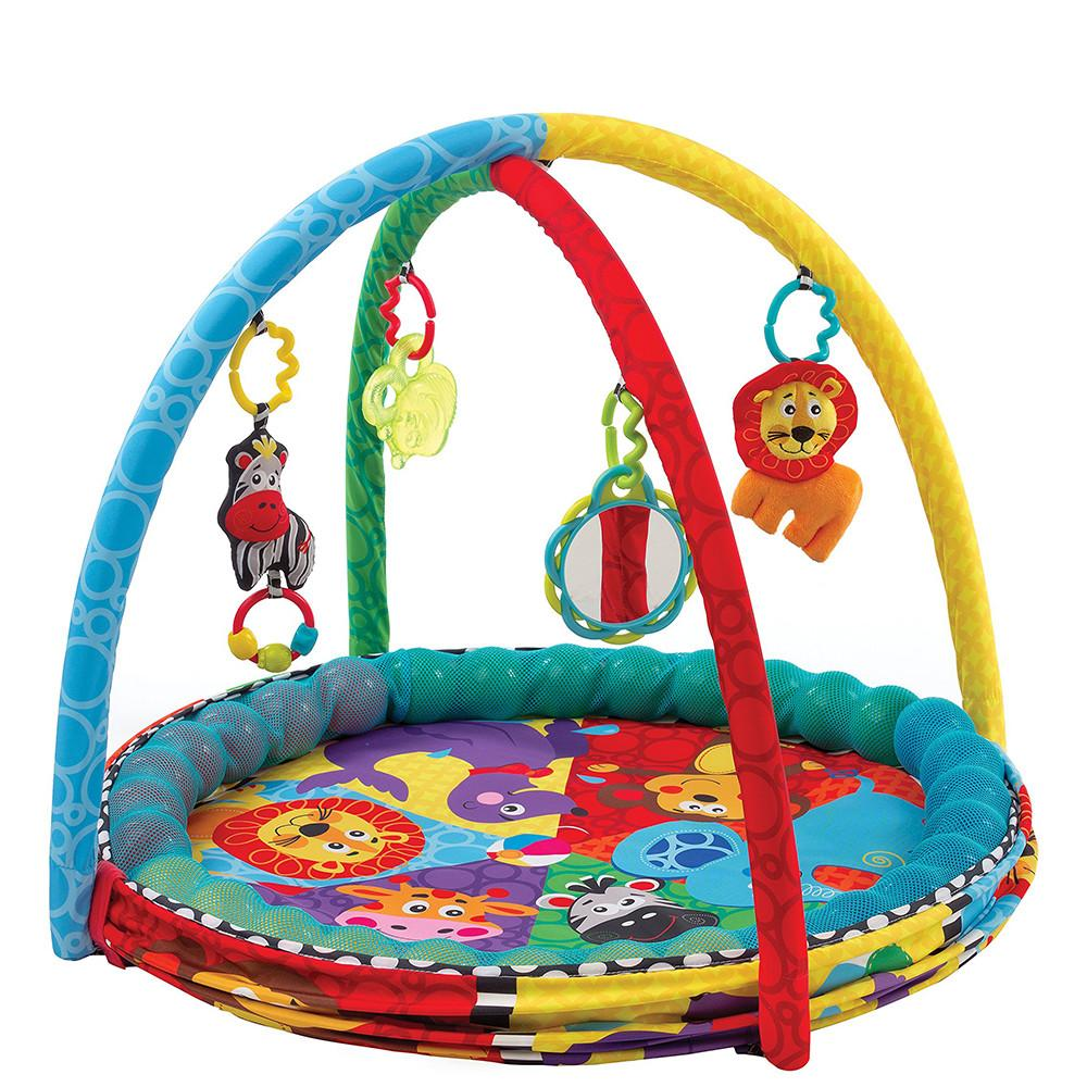 Playgro Ball Playnest Activity Gym, 0 Months+