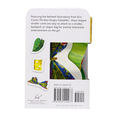 The Very Hungry Caterpillar Stroller Cards: The Very Hungry Caterpillar