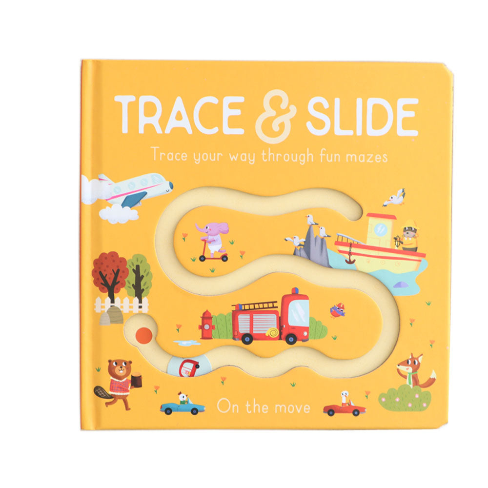 TRACE & SLIDE Trace your way though fun mazes, on the move.