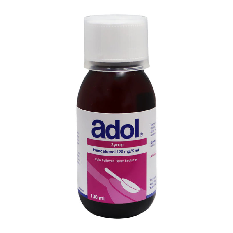 Adol Suspension 120 mg