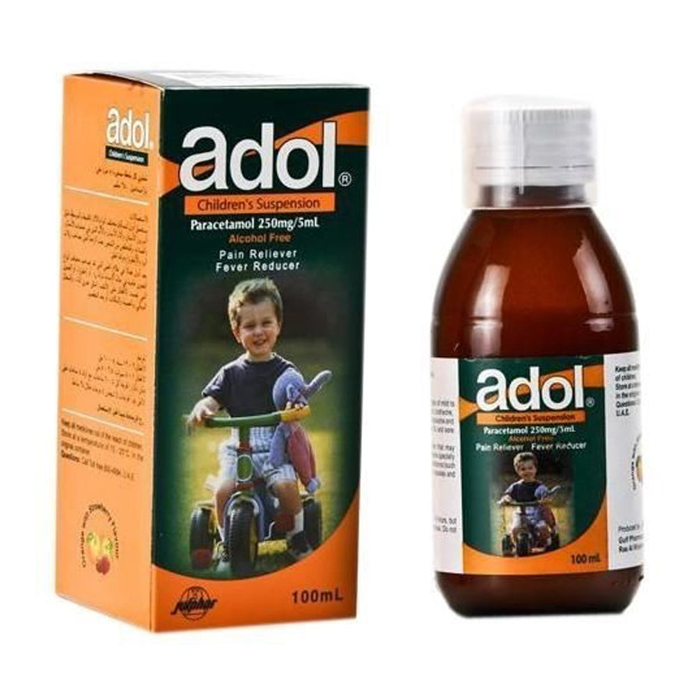 Adol Children Suspension 250 mg