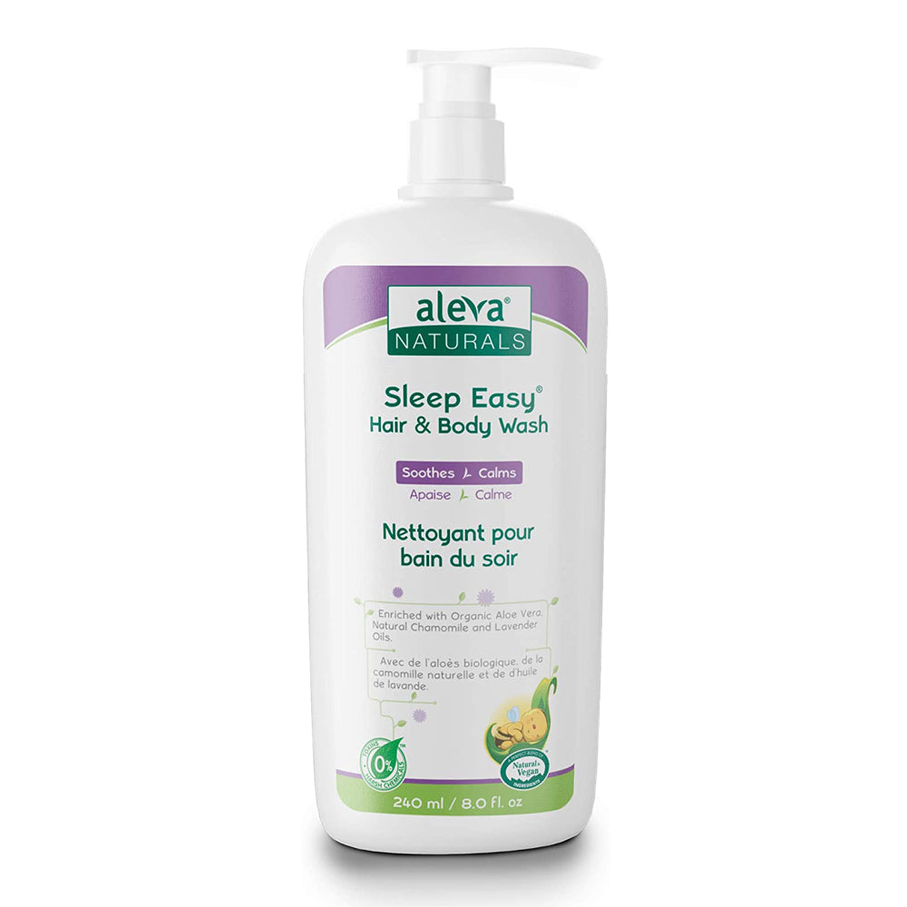 Aleva Naturals Sleep Easy Calming Lotion