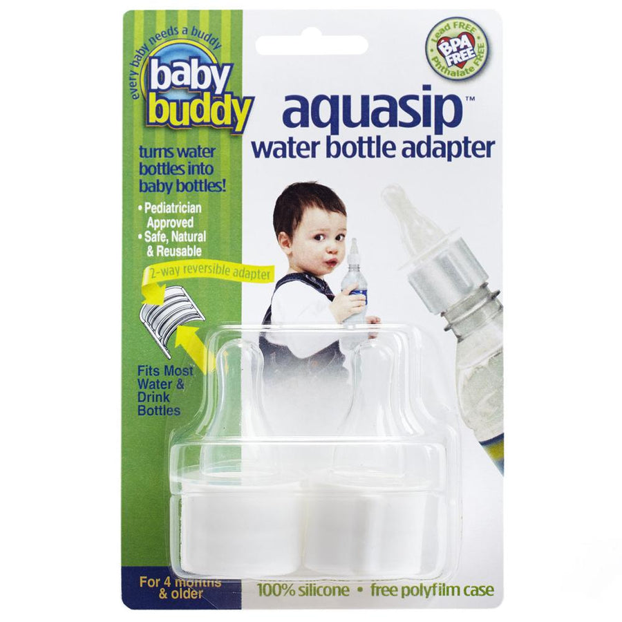 Baby Buddy Aquasip Water Bottle Adapter