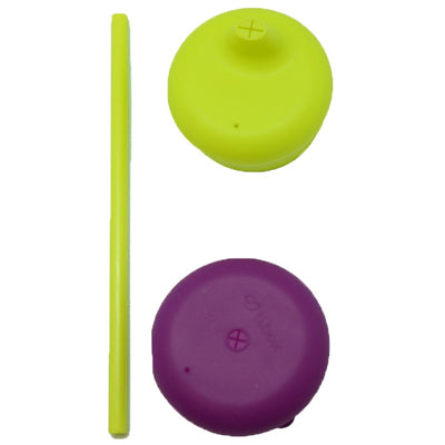 B.Box Silicone Lids Passion Splash