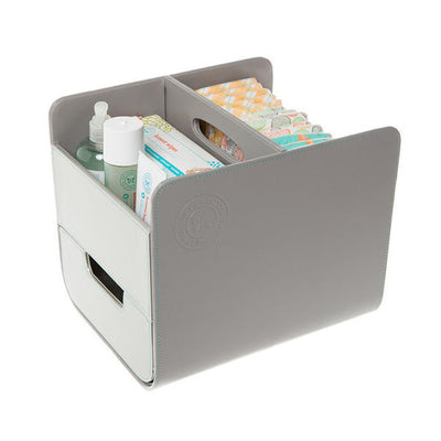 B.Box Diaper Caddy Only - Grey