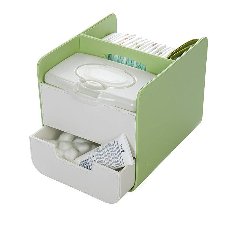 B.Box Diaper Caddy without Changing Mat - Retro Chic