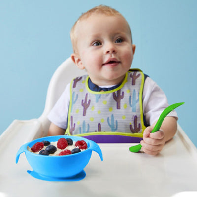 B.Box First Feeding Set - Blueberry