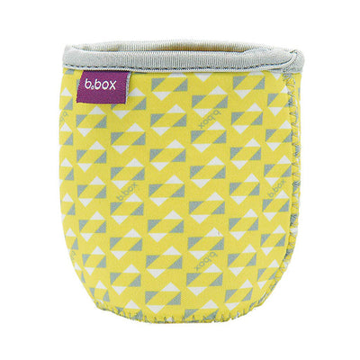 B.Box Sippy Cup Sleeve Pine Splice, Yellow