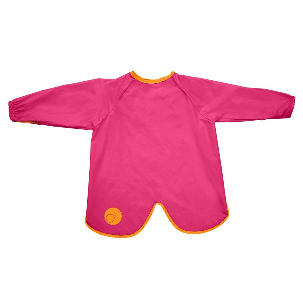 B.Box Smock Bib Strawberry Shake, Large