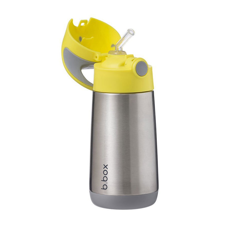 B.Box Insulated Drink Bottle, Lemon Sherbet