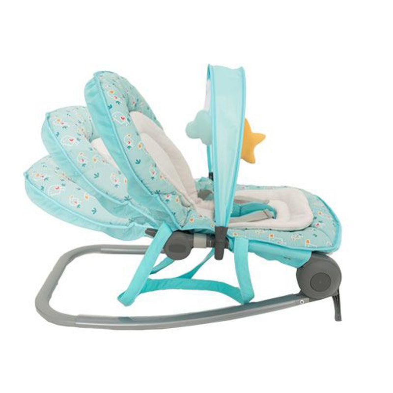 Olmitos Baby Rocker Positions Toucan