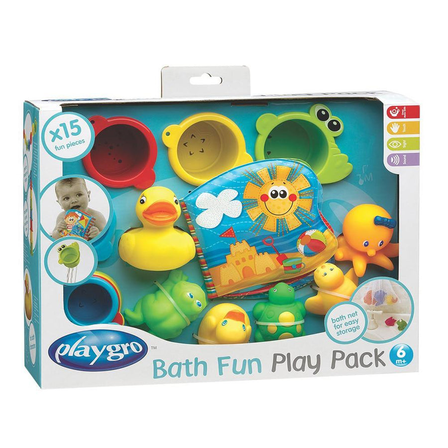 Playgro Bath Fun Gift Pack