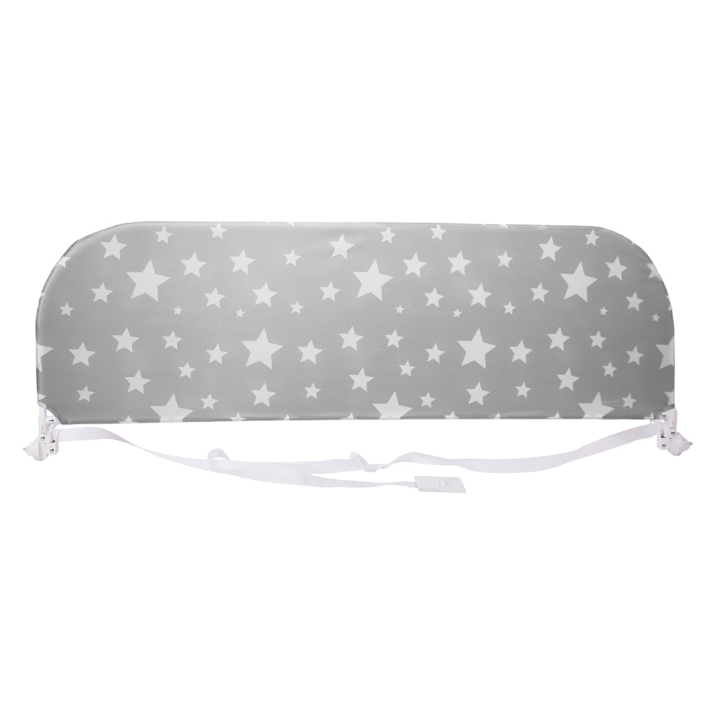 Plastimyr Bed Rail 150CM - Grey Stars