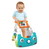 Yaya Duck Baby Walker 3 in 1 Discovery Car, Blue