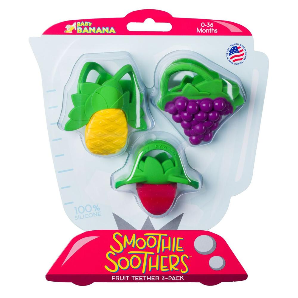 Baby Banana Infant Soothers, Smoothies