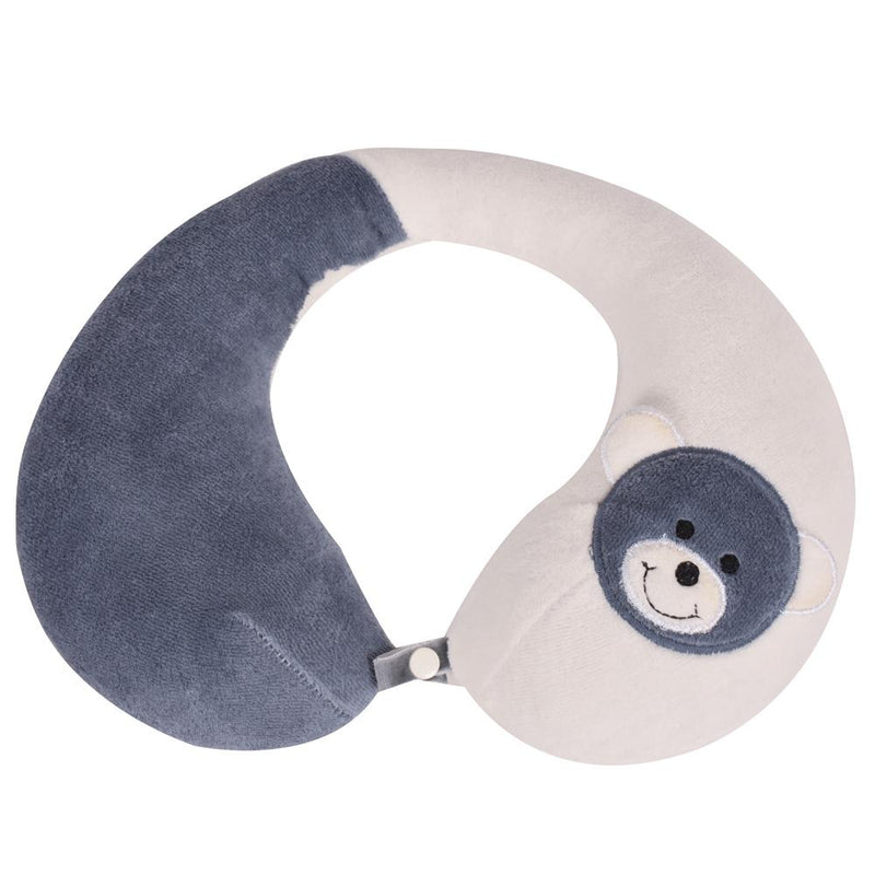 Sevi Bebe Baby Neck Pillow - Grey